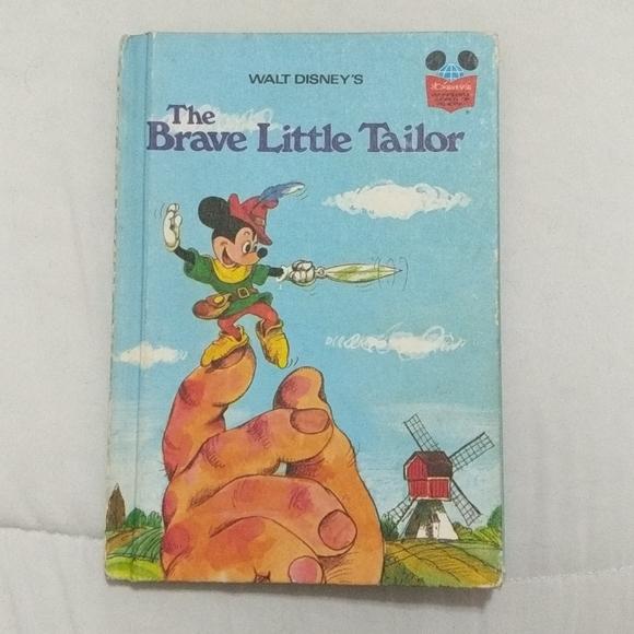 3/25 Vintage Disney Book